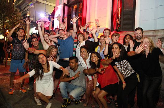 Skip the Line: Lapa Pub Crawl and Caipirinha Making Class