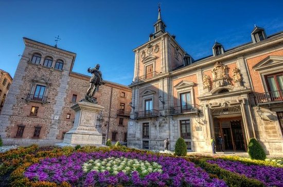 Madrid 2-Hour Guided Walking Tour