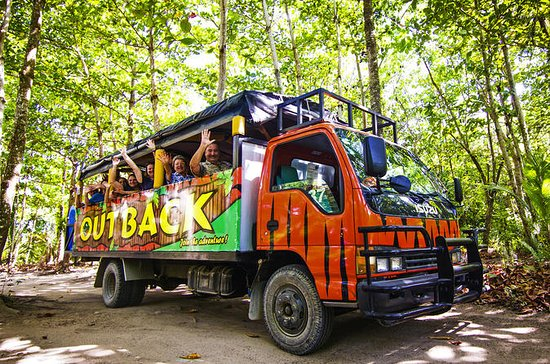 Outback Safari Adventure Tour fra...