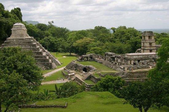 Excursión por las ruinas de Coba y...