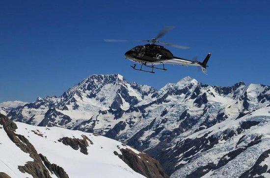 Circuit en hélicoptère des Alpes du...