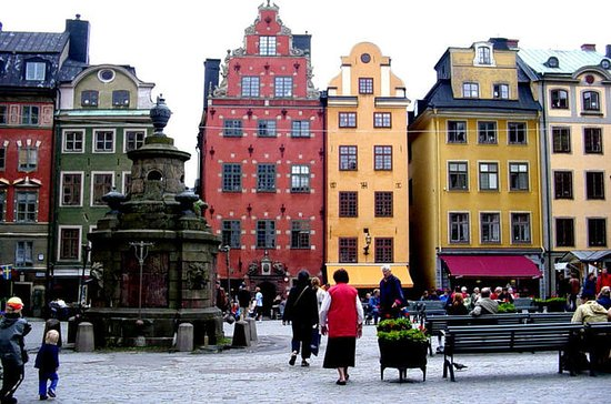 Shore Excursion: Best of Stockholm ...