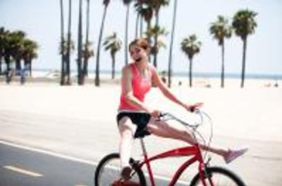 Beach Cruiser Cykeludlejning i Fort...