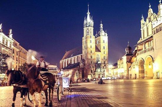 Private Krakow and Wieliczka Salt Mine Tour from Wroclaw