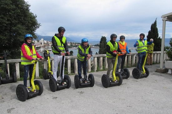 Split Segway Tour