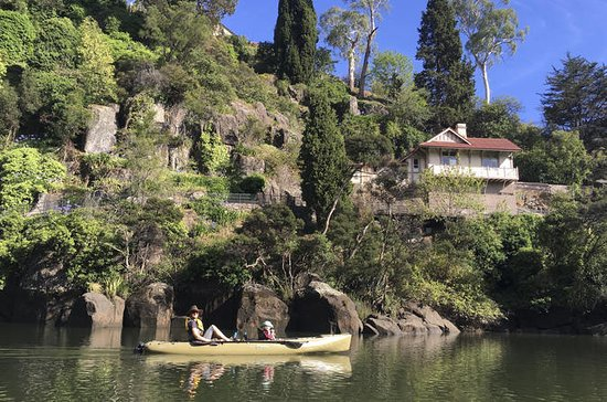 Guided Canoe Tour on Launceston's ...