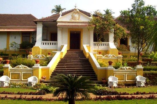 Private Tour: Braganza House, Goa Chitra Museum, Palacio Do Deao and...