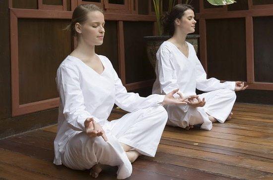 Corso di meditazione serale al tempio