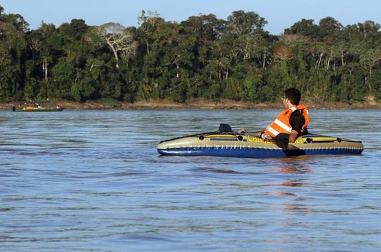 4-tägige Amazonas Eco-Lodge Tour von...