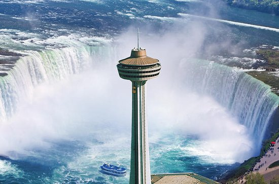Skylon Tower Observation Deck ...