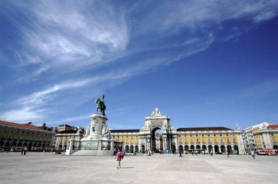 Tour historique de Lisbonne