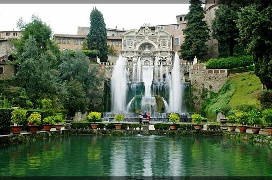 Private Half-Day Tour: Tivoli and Villa...