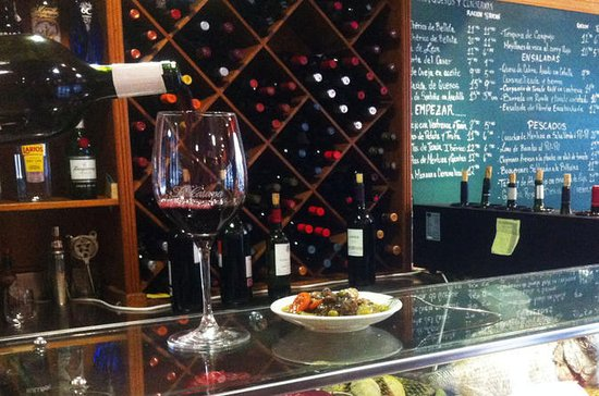 Gourmet Guided Tapas Tour in Madrid