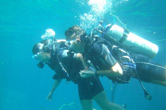 Apprendre à faire de la plongée à Las...