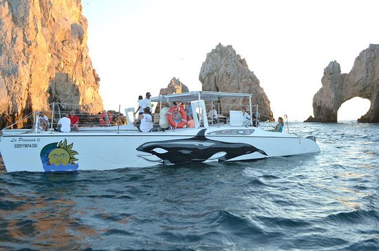 Snorkeling Catamaran Tour at Santa...