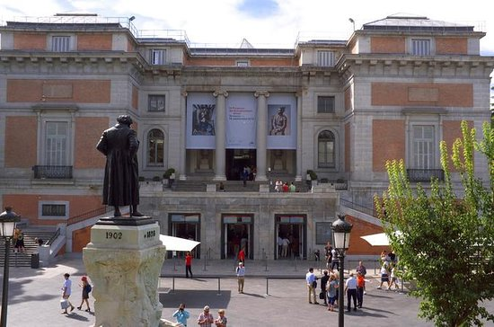 2-Hour Tour of Prado Museum in Madrid