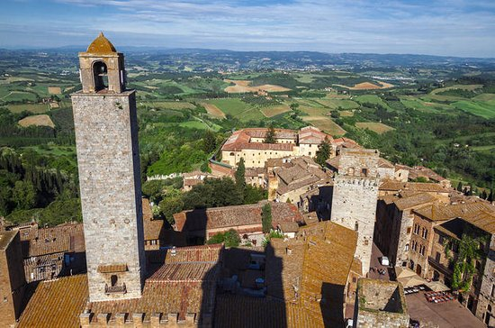Small Group Tuscany Day Trip From...