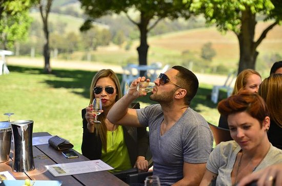 Hunter Valley Wine Tour med ost...