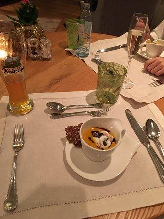 Afiesl, Austria: Regionale Köstlichkeiten
