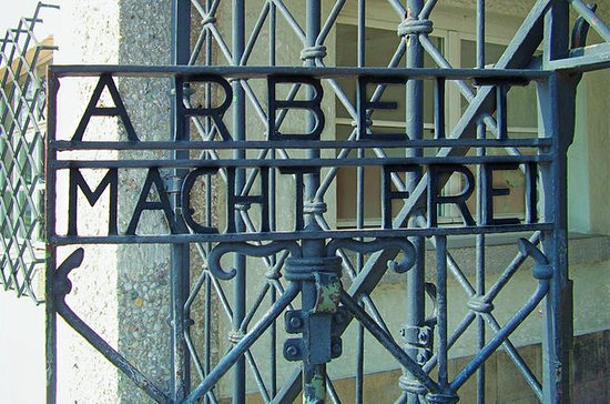 Dachau Memorial Site Walking Tour...