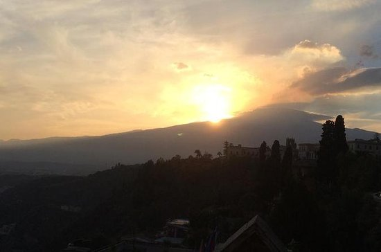 Small-Group Mount Etna Sunset Walking...