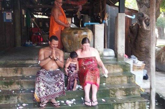 Munkevelsceremoni i Siem Reap