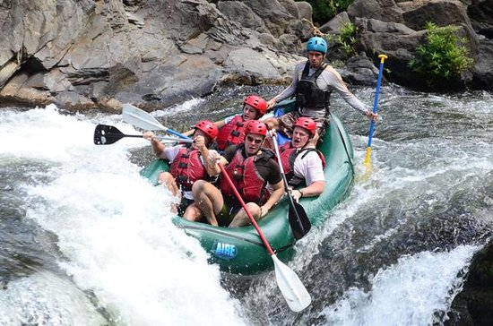 Whitewater Rafting Class III and IV