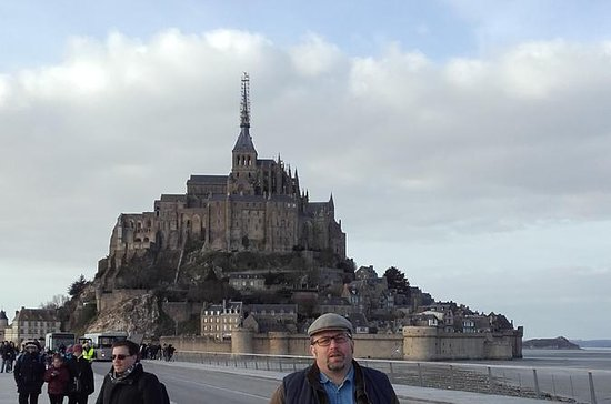 Caen to Mont-Saint-Michel Private...