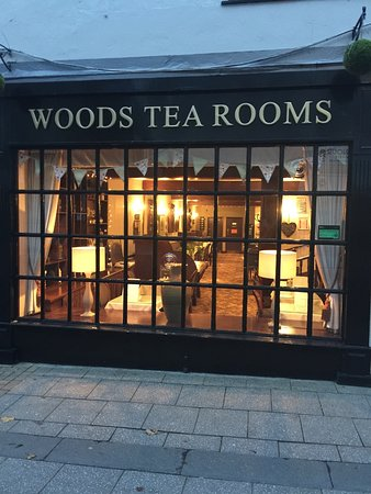 Woods Tea Rooms