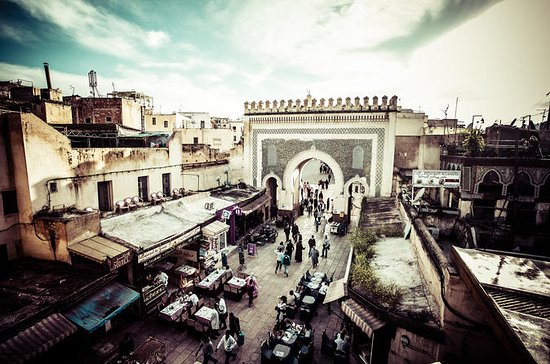 Full-Day Private Tour to Fez from...
