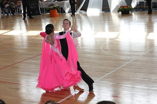 Cours privé de danse de salon à Haïfa