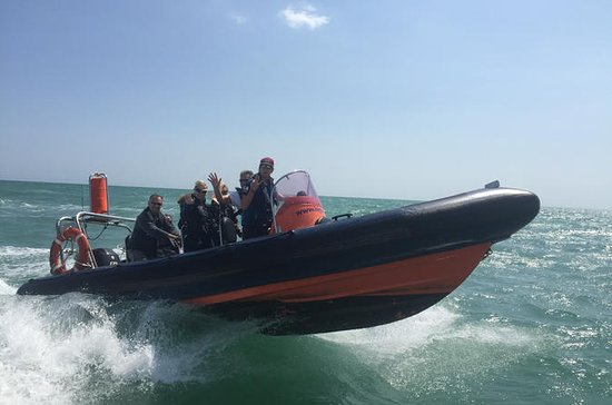 Powerboat Ride in Brighton