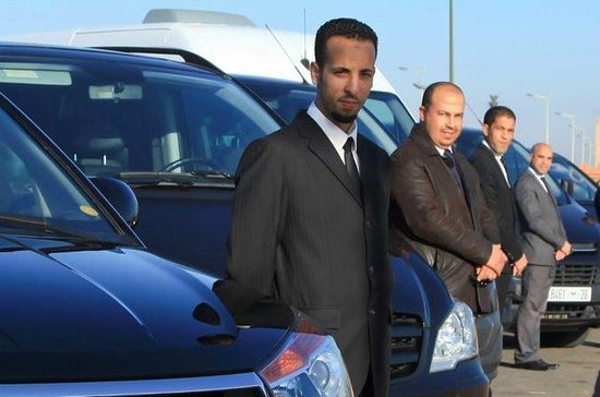 Private Arrival Transfer: Casablanca Airport to Rabat Hotel
