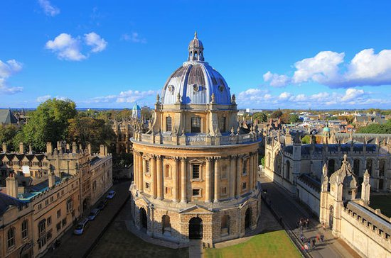 Private Oxford Walking Tour