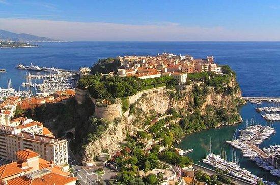 Monaco Shore Excursion: Private Tour...