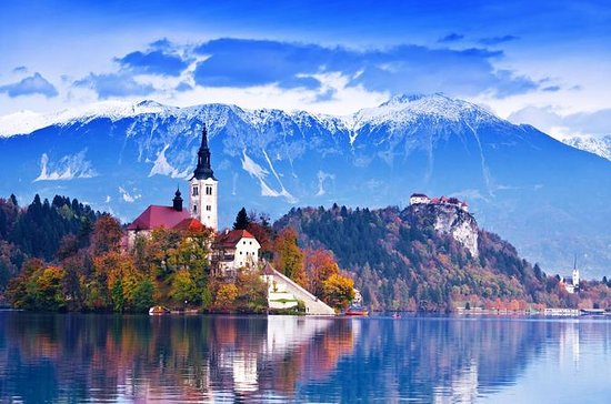 Ljubljana and Bled: The City of...