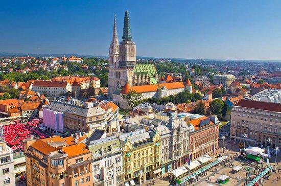 Paseando por las calles de Zagreb...