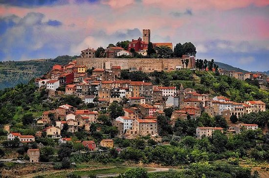 Private Tour: Istra Day Trip from...