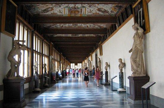 Excursión a la Galería de los Uffizi de 2 horas
