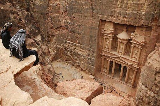 Excursion d'une journée à Petra...