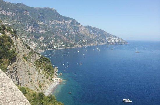 Amalfi Drive: Sorrento to Amalfi...