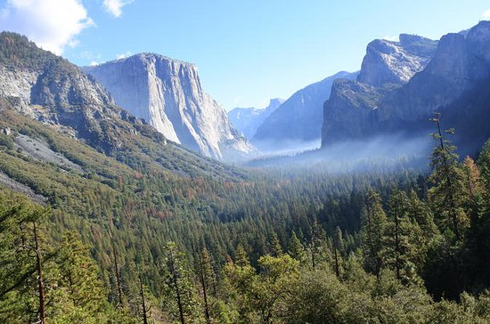 Natural Wonders of Yosemite Tour from...