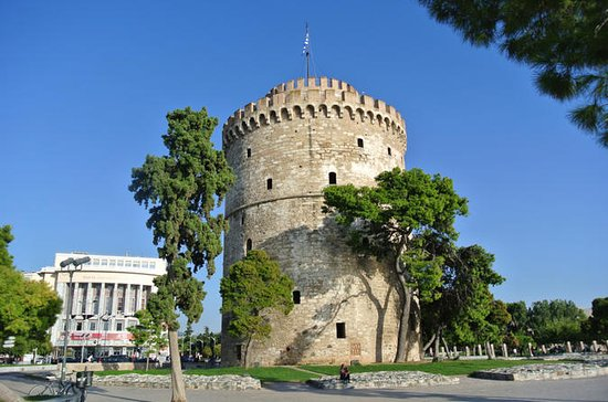 Thessaloniki Private Historic Walking...