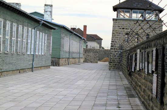 Mauthausen Concentration Camp...
