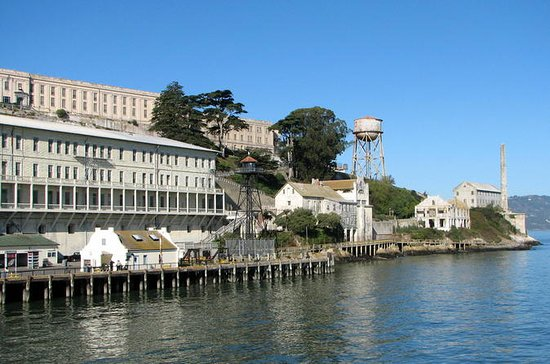 Bay Area 2-Day Tour: Alcatraz, Muir...