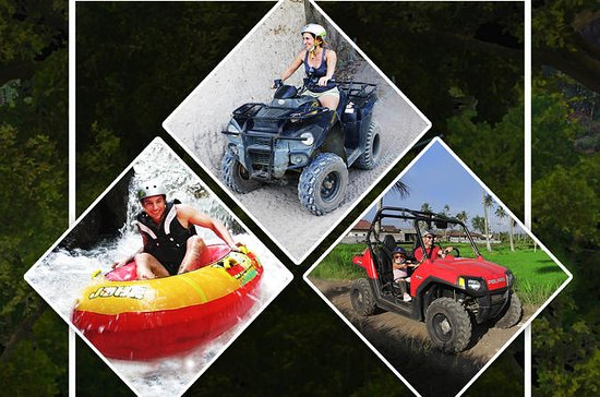Quad or Buggy Tour with Canyon Tubing...