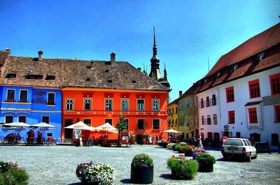 Medieval Tour in Transylvania from