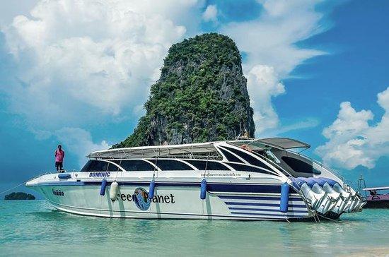 Ao Nang to Koh Yao Yai by Speedboat
