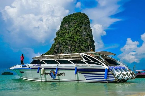 Koh Yao Noi to Phuket by Speedboat