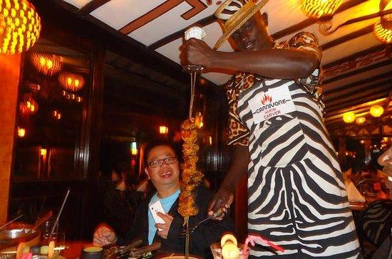 Carnivore Restaurant Dinner...